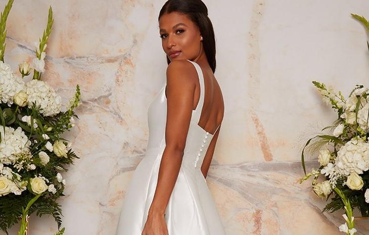 Chi Chi Londno Wedding Dress